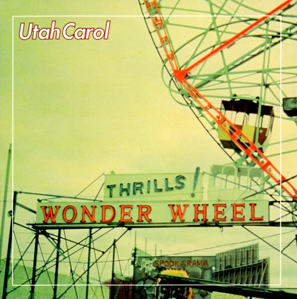 Wonder Wheel Album Cover